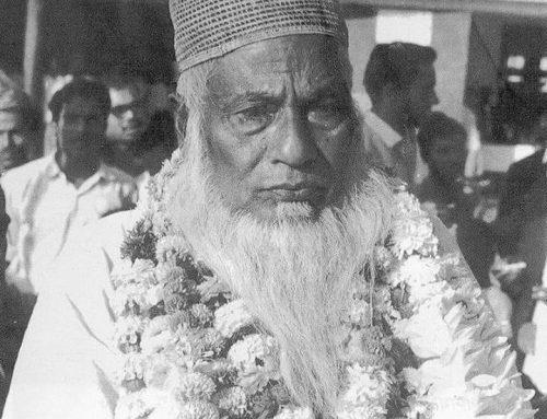 মাওলানা আব্দুল হামিদ খান ভাসানী